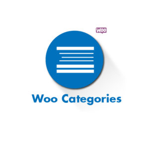 Woocommerce categories